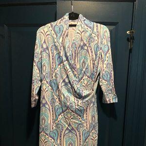 J. McLaughlin jersey dress